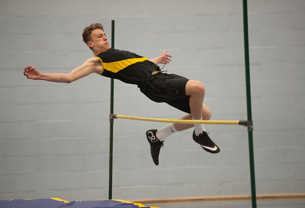 Jack Broadbent- UK top ranked under -20 athlete for outdoor pentathlon.