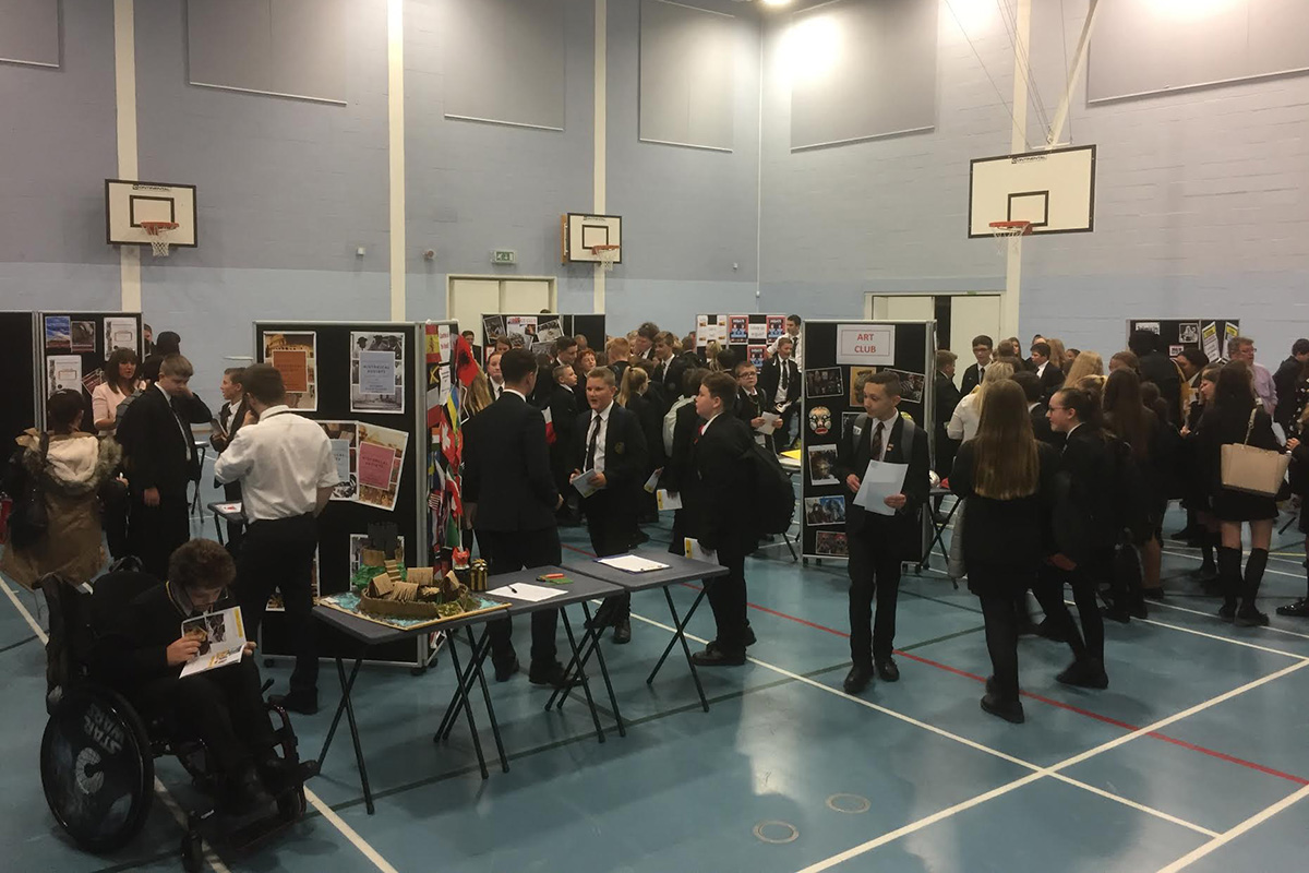 Cornelius Vermuyden Enrichment Fair