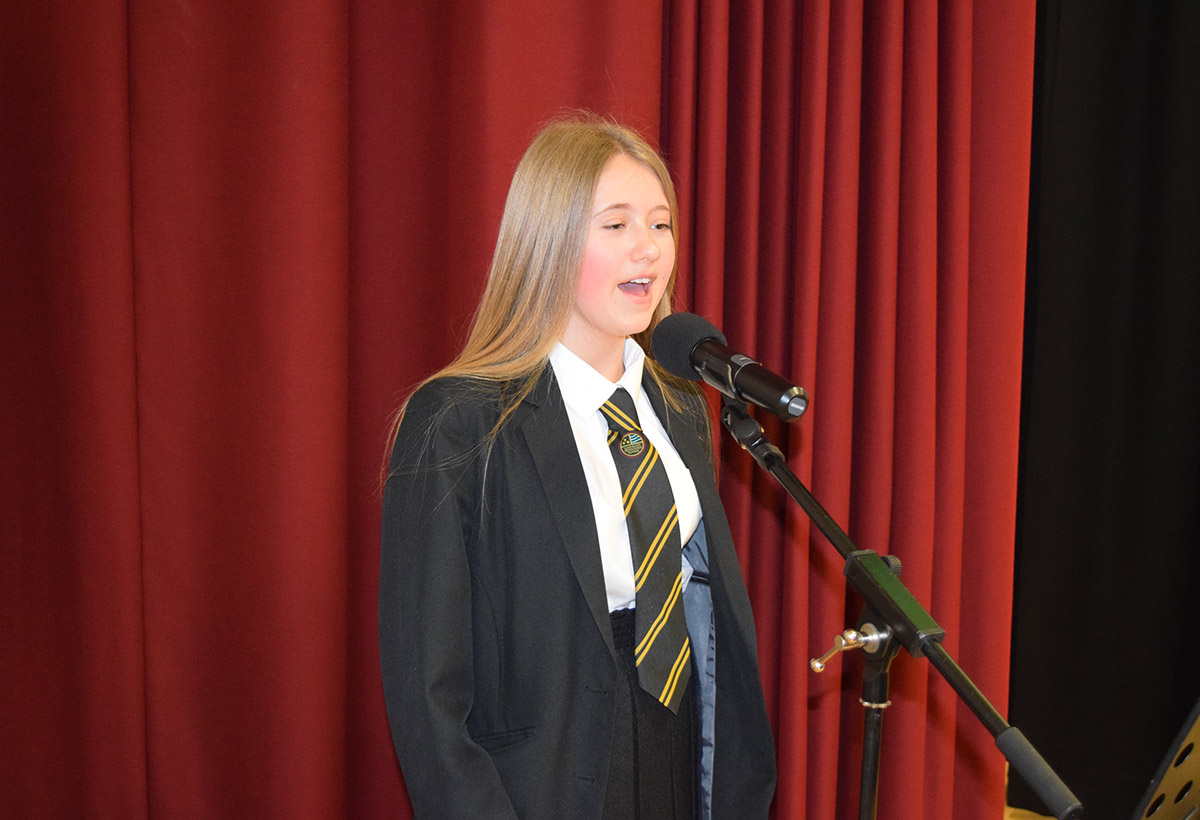 'Your Shout' Public Speaking Competition