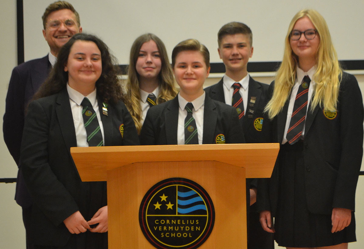 Year 9 PiXL 'Up for Debate' Competition