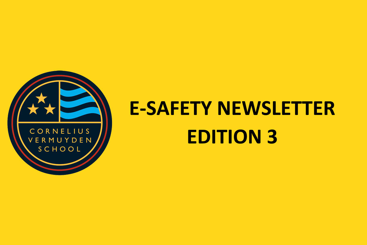 E-Safety Newsletter: Edition 3