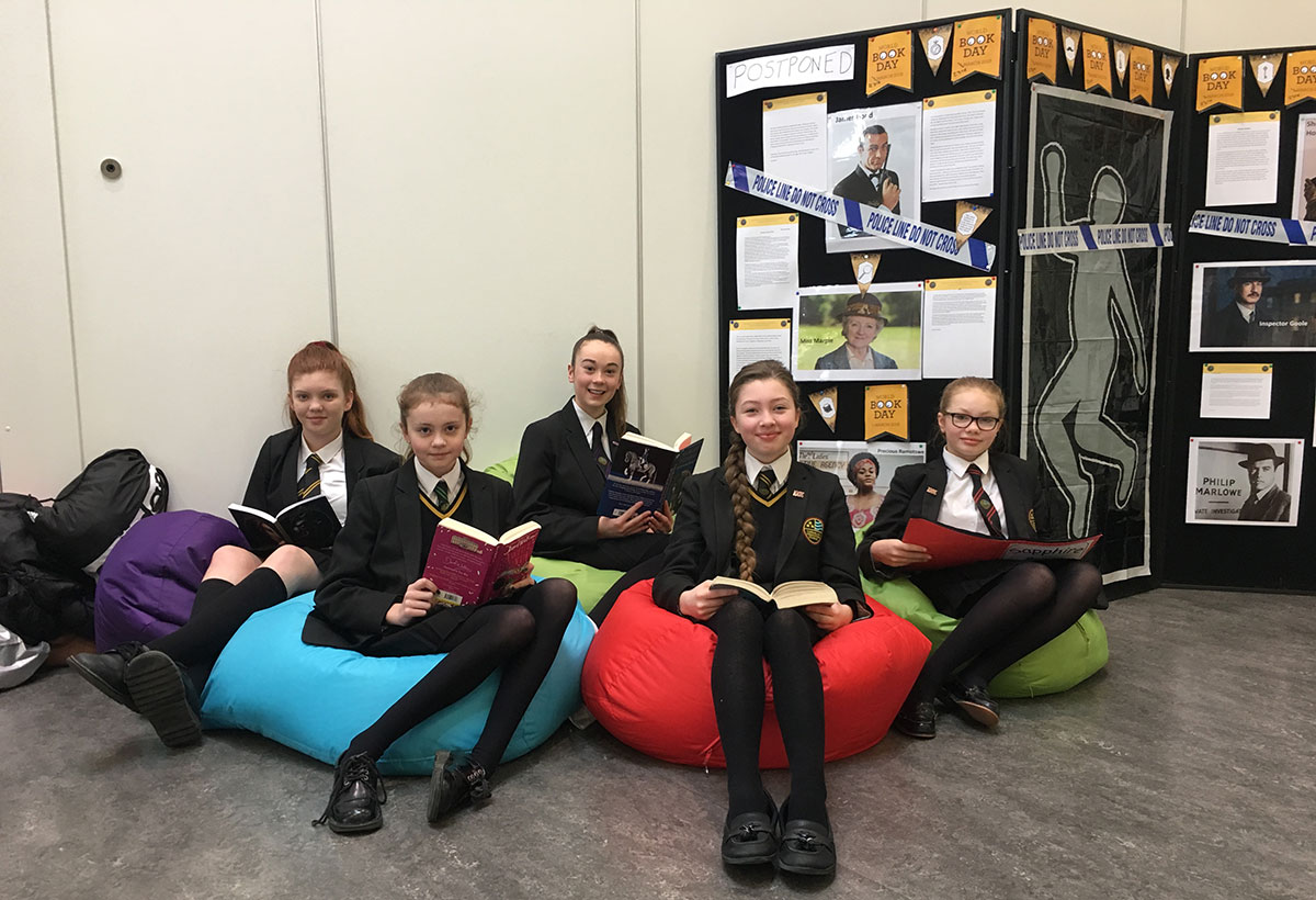 Canvey Reads Together and World Book Day at the Cornelius Vermuyden