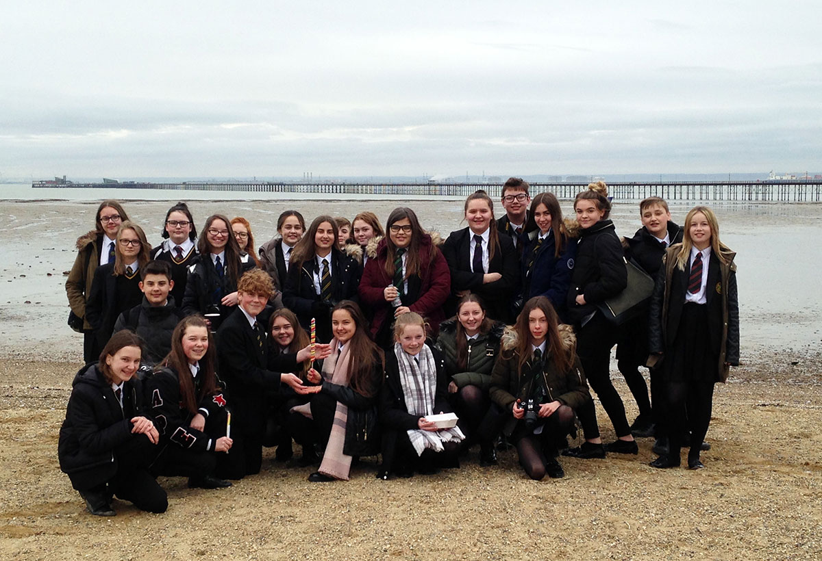 Year 9 Art and Design Trip