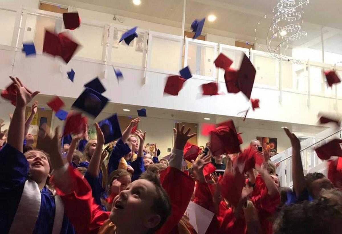 Cornelius Vermuyden School Hosts Children's University Graduation