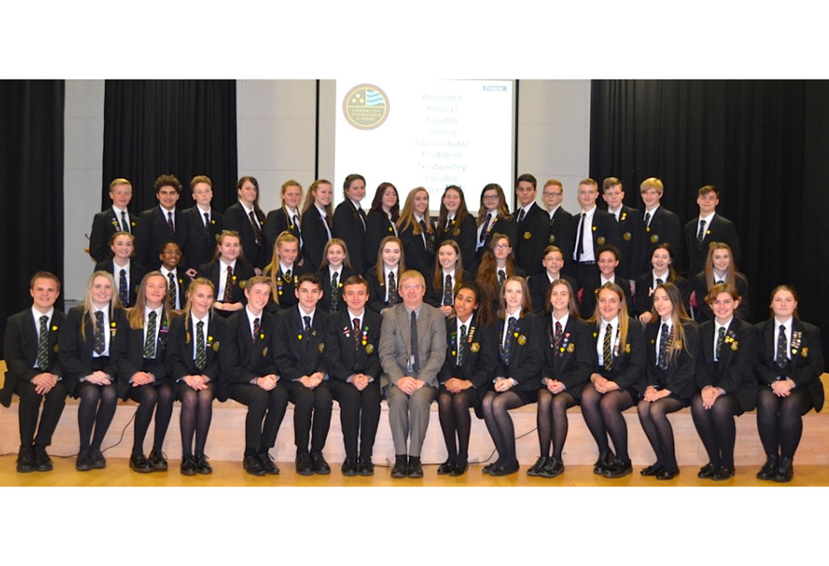 The new prefect team has been appointed